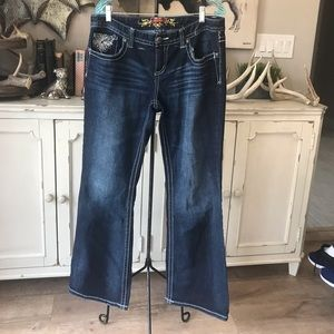 Maurices 13/14 Bootcut Jeans
